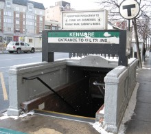 Kenmore_MBTA_Station_Entrance